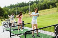 golfers golf lessons